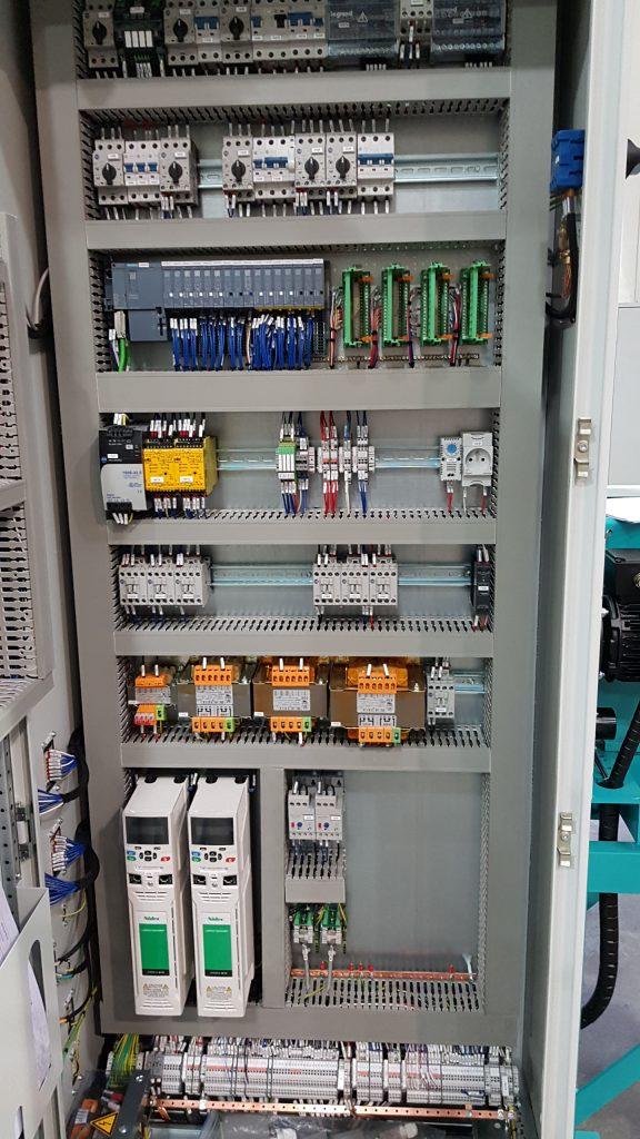 Intégration armoire électrique